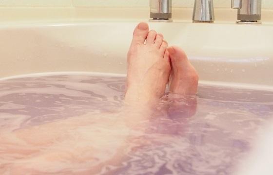入浴は冷え性対策