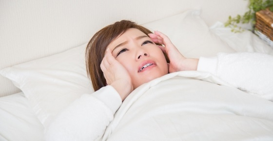 不眠と不眠症