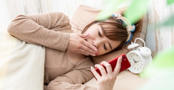 不眠と自律神経