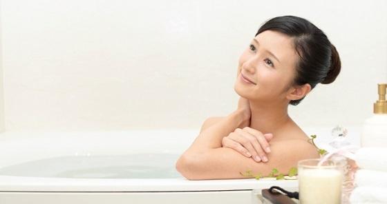 体温調整お風呂