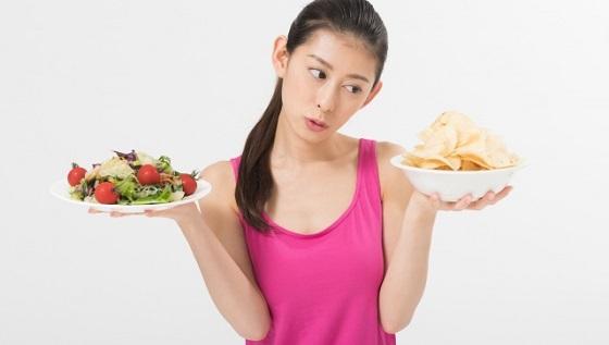 自律神経と肥満、食事制限