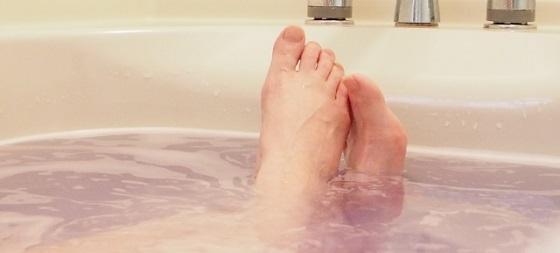 自律神経と肥満、入浴